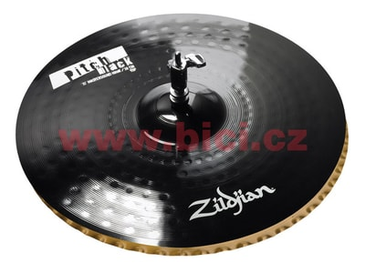 "Zildjian 15"" Pitch Black MasterSound Hi Hat"