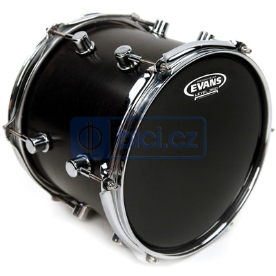 "Evans TT16RBG 16"" Black Resonant"