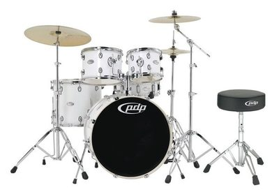 PDP by DW Mainstage Gloss White