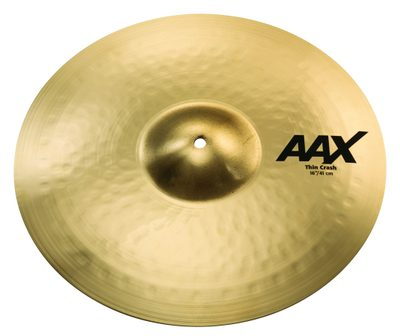 Sabian AAX Thin Crash 16""