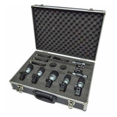 Carlsbro DM7P Drum Microphone Kit