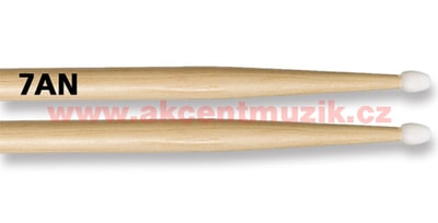 Vic Firth 7AN American Classic Hickory Nylon Tip