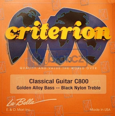 La Bella C800 Criterion