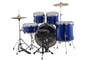 Ludwig LC17019 New Accent Fuse Blue