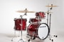 Ludwig LC179X025 Breakbeats by Questlove Wine Red Sparkle