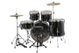 Ludwig LC17511 New Accent Drive Black