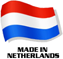 MADE IN NETHERLANDS